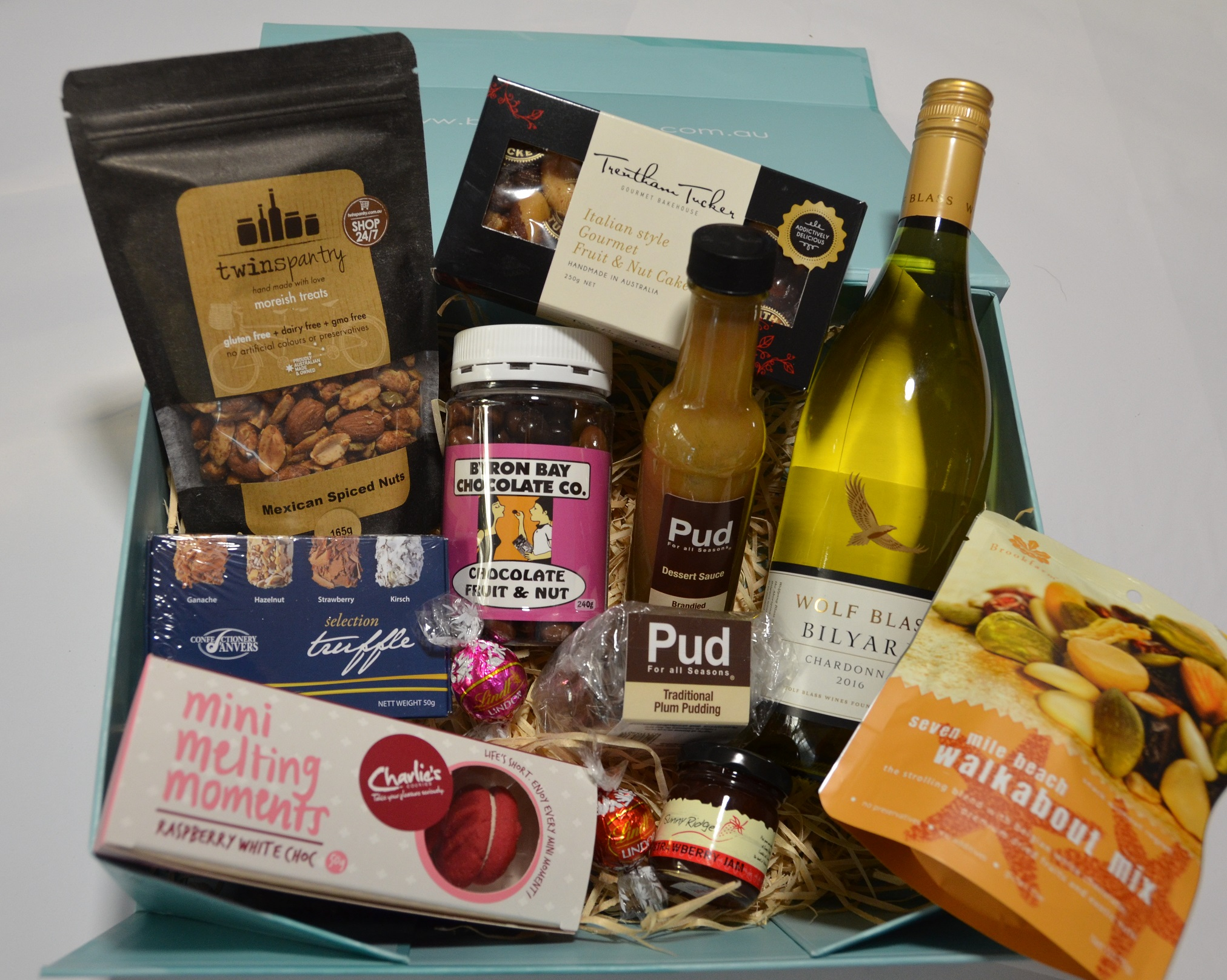 Fabulous Food & Wine Xmas Hamper