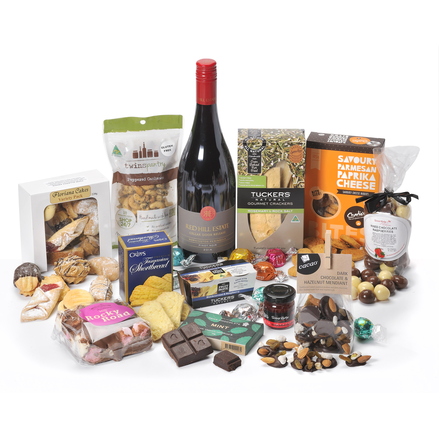 Gourmet gift hampers gluten free organic hampers unique quality australian foods wines negle Choice Image