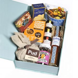 Pudding & Treats hamper